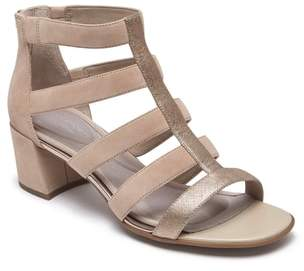 Rockport Total Motion Alaina Luxe Cage Sandal