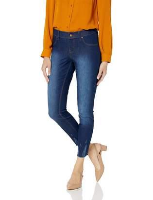 Hue Women's Ultra Soft Denim Jean Skimmer Leggings, Assorted