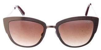 Quay Super Girl Gradient Sunglasses
