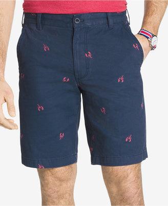 IZOD Men's Novelty Printed Cotton Shorts $60 thestylecure.com