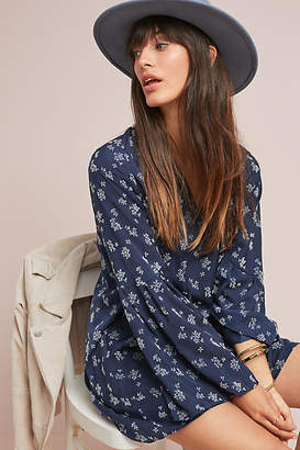 Michael Stars Floral Tunic Dress