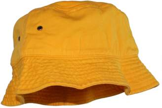 Truman & Sons - Simple Solid Cotton Bucket Hat in Size L/XL