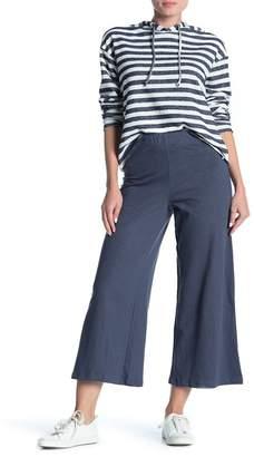 Modern Designer High Rise Wide Leg Pants
