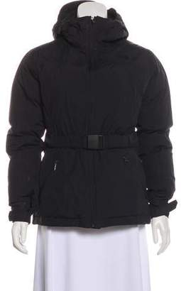 The North Face Hooded Down Jacket