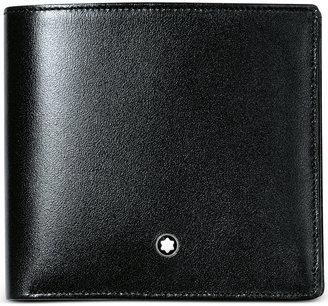 Montblanc Men's Meisterstück Full-Grain Leather Wallet $395 thestylecure.com