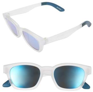 Toms Bowery 51mm Square Sunglasses