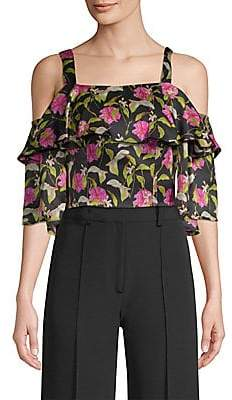 Milly (ミリー) - Milly Milly Women's Lily Audrey Top