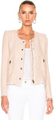 IRO Agnette Jacket $581 thestylecure.com