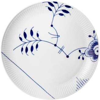 Royal Copenhagen Blue Fluted Mega Coupe Lunch Plate