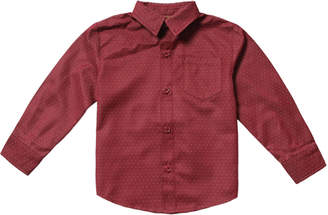 Fore Pin-Dot Dress Shirt, Size 2-8
