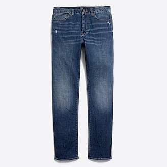 J.Crew Mercantile Straight-fit flex jean in Austin wash