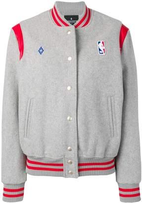 Marcelo Burlon County of Milan NBA branded jacket