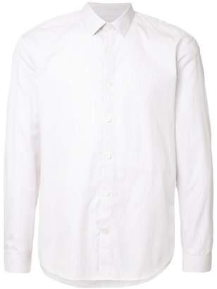 Cerruti striped long sleeve shirt