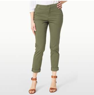 NYDJ CLEAN CHINO ANKLE IN TWILL IN PETITE