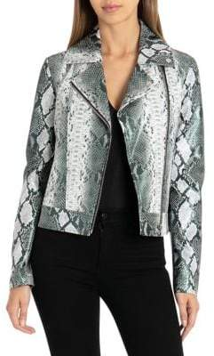 Bagatelle Textured Zipped Jacket