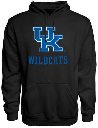 Colosseum Men Kentucky Wildcats Big Logo Hoodie