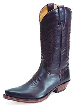 Sendra Unisex - Adults, Cowboy Boots, Cuervo pesp,8