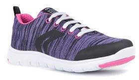 Geox Xunday Performance Knit Low Top Sneaker
