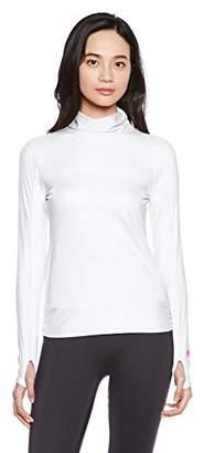 Janestyle (ジェーンスタイル) - (ジェーンスタイル) janestyle フィットネス コンフォートフィットハイネック長袖シャツ[レディース] JS530 10 ホワイト O