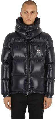 Moncler Montbeliard Nylon Laqué Down Jacket