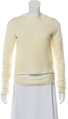 Fendi Wool Crew Neck Sweater