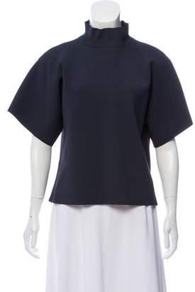 Celine Structured Knit Top