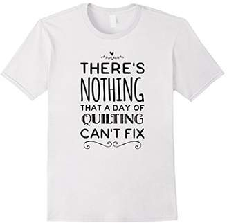 DAY Birger et Mikkelsen There's Nothing That a of Quilting Can't Fix T-shirt
