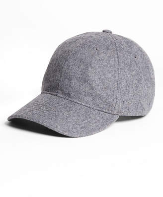 Brooks Brothers Wool Baseball Hat