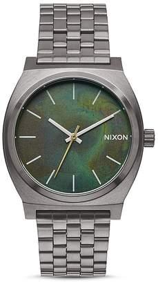 Nixon Time Teller Watch, 37mm