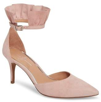 Linea Paolo PAMMY ANKLE CUFF POINTY TOE PUMP