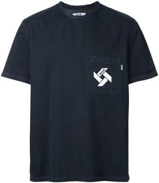 MSGM short sleeve logo print T-shirt