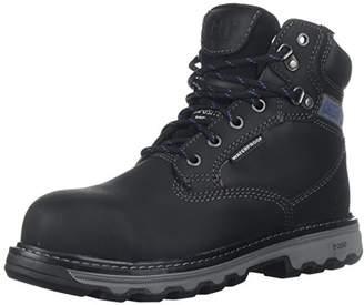 Caterpillar Women's Superstat Waterproof Nano Toe Industrial and Construction Shoe
