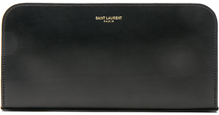 Saint Laurent Saint Laurent Paris Zip Around Wallet