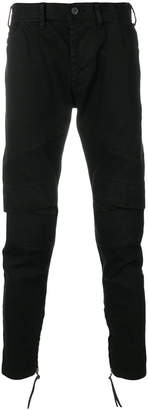 Julius slim trousers