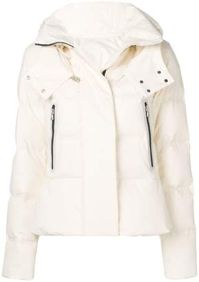 Peuterey fitted padded jacket