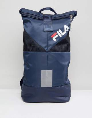 Fila Salter Backpack In Navy