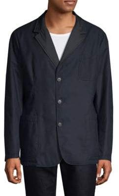 Giorgio Armani Notch Lapel Jacket