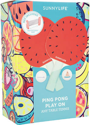 Sunnylife Watermelon ping pong set $34 thestylecure.com