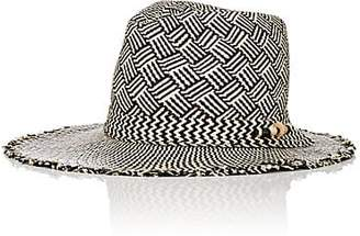 Lafayette House of Women's Jones Straw Panama Hat - Neutral