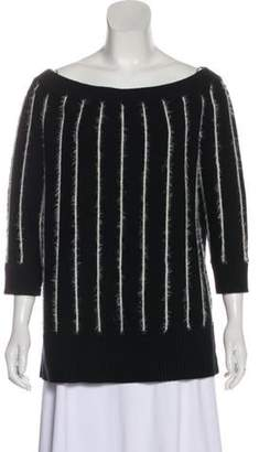 Timo Weiland Wool Heavy Sweater Black Wool Heavy Sweater