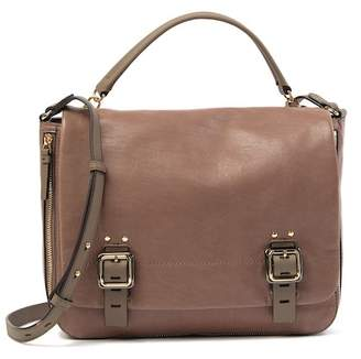 Vince Camuto Delos Leather Messenger Bag