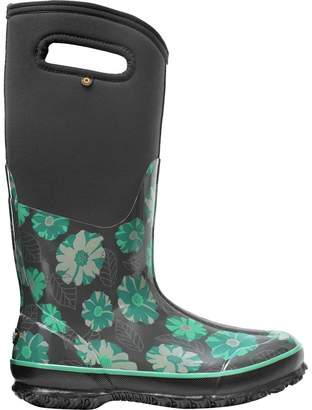 Bogs Classic Tall Winter Floral Boot - Women's