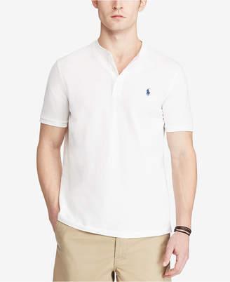 Polo Ralph Lauren Men's Custom-Fit Mesh Henley