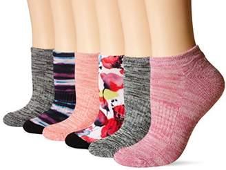 UNIONBAY Women's Performance Comfort Fit No Show Socks