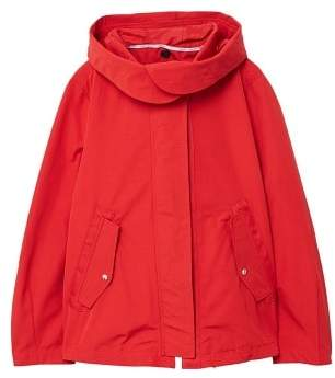 MANGO Detachable hood parka