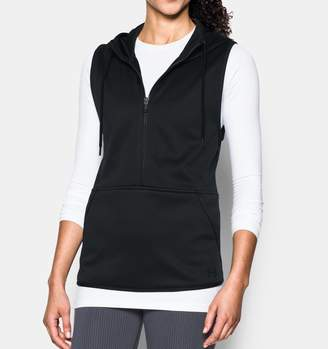 Under Armour Women's UA Storm Lightweight Armour Fleece Vest