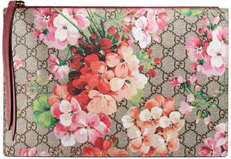 GG Blooms pouch $580 thestylecure.com