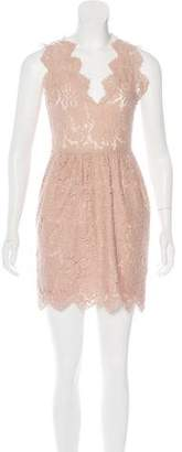 Stella McCartney Lace Sheath Dress