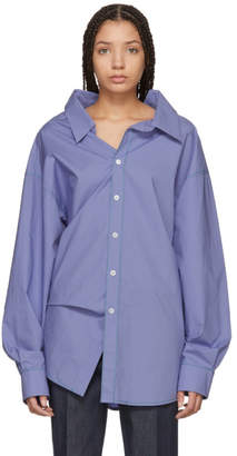 Marni Blue Sport Shirt