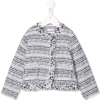 Il Gufo tweed jacket